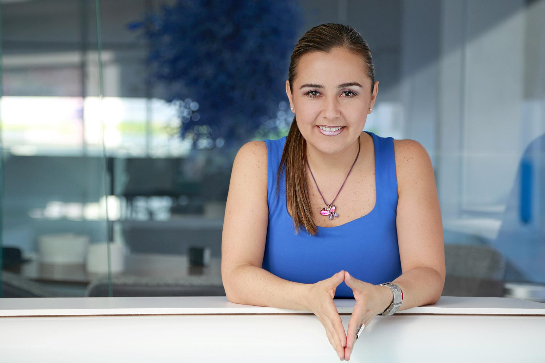 Ericka AMezcua, coach, terapeuta y capacitadora
